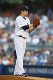 Jun 17, 2014, Toronto Blue Jays vs New York Yankees - Masahiro Tanaka Photographic Print by Al Bello