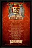 The Pirate Code Posters