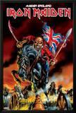 Iron Maiden - Maiden England Poster