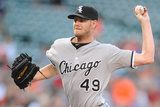 Jun 23, 2014, Chicago White Sox vs Baltimore Orioles - Chris Sale Photographic Print by Mitchell Layton