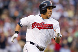 Jul 31, 2013, Chicago White Sox vs Cleveland Indians - Michael Brantley Photographic Print by Jason Miller