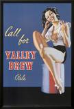 Call for Valley Brew Pale Ale Posters