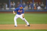 May 9, 2014, Philadelphia Phillies vs New York Mets - Daniel Murphy Photographic Print by Al Bello
