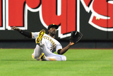 Apr 16, 2012, Pittsburgh Pirates vs Arizona Diamondbacks - Andrew McCutchen Photographic Print by Norm Hall