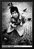 Leonard Cohen Posters