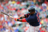 May 9, 2014, Boston Red Sox vs Texas Rangers - David Ortiz Photographic Print by Ronald Martinez