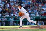 Jul 6, 2014, Baltimore Orioles vs Boston Red Sox - Koji Uehara Photographic Print by Jim Rogash