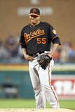Sep 23, 2011, Baltimore Orioles vs Detroit Tigers - Alfredo Simon Photographic Print by Jorge Lemus