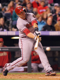 Apr 13, 2012, Arizona Diamondbacks vs Colorado Rockies - Paul Goldschmidt Photographic PrintDoug Pensinger