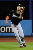 Sep 14, 2013, Miami Marlins vs New York Mets - Giancarlo Stanton Photographic Print by Maddie Meyer