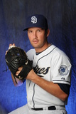 San Diego Padres Photo Day: Feb 18, 2013 - Huston Street Photographic Print by Rich Pilling