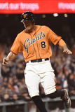 Jun 13, 2014, Colorado Rockies vs San Francisco Giants - Hunter Pence Photographic Print by Thearon W. Henderson