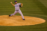May 17, 2014, San Diego Padres vs Colorado Rockies - Huston Street Photographic Print by Justin Edmonds
