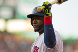 Jun 16, 2014, Minnesota Twins vs Boston Red Sox - David Ortiz Photographic Print by Rich Gagnon