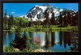 Mount Shuksan Plakat