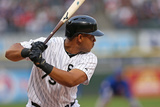May 7, 2014, Chicago Cubs vs Chicago White Sox - Jose Abreu Photographic Print by Jonathan Daniel