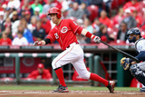 May 15, 2014, San Diego Padres vs Cincinnati Reds - Todd Frazier Photographic Print by Andy Lyons