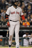Jun 8, 2014, Boston Red Sox vs Detroit Tigers - David Ortiz Photographic Print by Duane Burleson