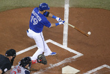 Apr 26, 2014, Boston Red Sox vs Toronto Blue Jays - Jose Bautista Photographic Print by Tom Szczerbowski