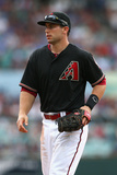 Mar 23, 2014, Los Angeles Dodgers vs Arizona Diamondbacks - Paul Goldschmidt Photographic Print by Cameron Spencer