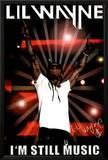 Lil Wayne I'm Still Music White T-Shirt Music Poster Print Prints