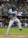 May 18, 2014, Los Angeles Dodgers vs Arizona Diamondbacks - Hanley Ramirez Photographic Print by Ralph Freso