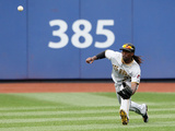 Sep 27, 2012, Pittsburgh Pirates vs New York Mets - Andrew McCutchen Photographic Print by Alex Trautwig