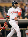 May 13, 2014, Boston Red Sox vs Minnesota Twins - David Ortiz Photographic Print by Andy King
