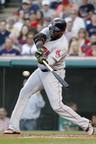Jun 3, 2014, Boston Red Sox vs Cleveland Indians - David Ortiz Photographic Print by David Maxwell