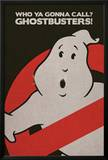 Ghostbusters Logo Movie Poster Posters