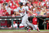 May 24, 2014, St Louis Cardinals vs Cincinnati Reds - Matt Holliday Photographic Print by Andy Lyons