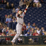 May 16, 2014, Cincinnati Reds vs Philadelphia Phillies - Todd Frazier Photographic Print by Mitchell Leff