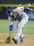 May 18, 2014, Los Angeles Dodgers vs Arizona Diamondbacks - Adrian Gonzalez Photographic Print by Ralph Freso