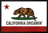 California Dreamin' Poster Prints