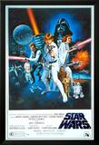 La guerre des étoiles - Star wars Affiches
