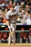 Sep 20, 2013, Arizona Diamondbacks vs Colorado Rockies - Paul Goldschmidt Photographic Print by Dustin Bradford