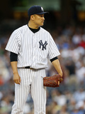 Jun 28, 2014, Boston Red Sox vs New York Yankees - Masahiro Tanaka Photographic Print by Rich Schultz