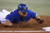 Jul 27, 2013, Houston Astros vs Toronto Blue Jays - Melky Cabrera Photographic Print by Tom Szczerbowski