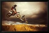 Motocross: Abgehoben Poster