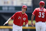 Jun 5, 2014, San Francisco Giants vs Cincinnati Reds - Todd Frazier Photographic Print by Joe Robbins