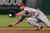 May 11, 2014, St Louis Cardinals vs Pittsburgh Pirates - Matt Carpenter Photographic Print by Justin K. Aller