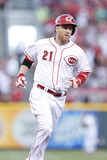 May 23, 2014, St. Louis Cardinals vs Cincinnati Reds - Todd Frazier Photographic Print by Joe Robbins