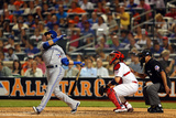 84th MLB All-Star Game: Jul 16, 2013 - Jose Bautista Photographic Print by Mike Ehrmann