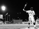 Jun 9, 2012, Kansas City Royals vs Pittsburgh Pirates - Andrew McCutchen Fotografisk tryk af Justin K. Aller