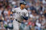Jun 12, 2014, New York Yankees vs Seattle Mariners - Derek Jeter Photographic Print by Otto Greule Jr