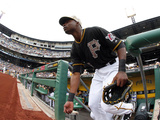 Jun 10, 2014, Chicago Cubs vs Pittsburgh Pirates - Gregory Polanco Photographic Print by Justin K. Aller