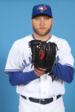 Toronto Blue Jays Photo Day: Feb 25, 2014 - Mark Buehrle Photographic Print by Marc Serota