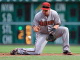 Aug 17, 2013, Arizona Diamondbacks vs Pittsburgh Pirates - Paul Goldschmidt Photographic Print by Joe Sargent