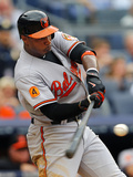 Sep 1, 2013, Baltimore Orioles vs New York Yankees - Adam Jones Photographic Print by Rich Schultz