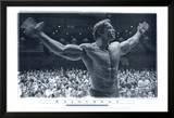 Eisen stemmen, Arnold Schwarzenegger, Englisch Kunstdrucke